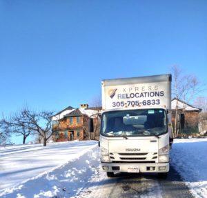 Xpress Relocation